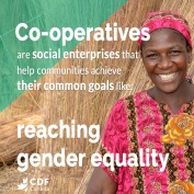 Co-operatives Reaching Gender equality